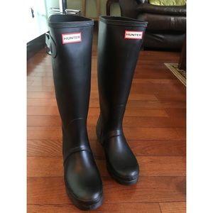 Hunter - Women's Original Tall Rain Boots